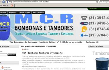 MCR Bombonas e Tambores
